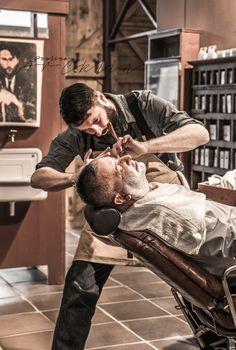 """Woonbeurs Exhibition """"Barber"""", Amsterdam - Netherlands © Paulina Arcklin www.paulinaarcklin.net"""