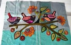 17 Best images about Sue Spargo - Birds Bees and Butterflies on Pinterest | Stitching, Wool ...