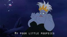 My poor little poopsies!