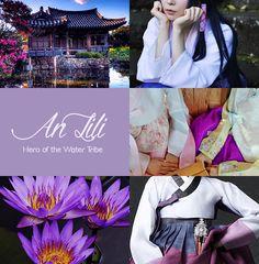 Akatsuki no Yona / Yona of the Dawn anime and manga aesthetics || An Lili Water…