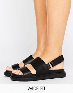 9431128451f Discover Fashion Online Black Sandals