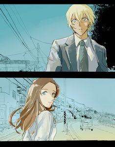 埋め込み Anime Love, Anime Guys, Manga Anime, Bourbon, Detective Conan Ran, Super Manga, Fangirl, Kaito Kid, Amuro Tooru