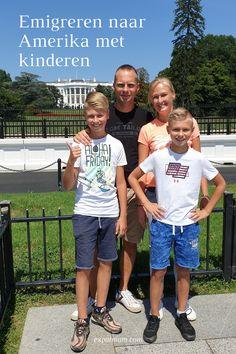 Emigreren naar Amerika met kinderen: Ellen Lageveen vertelt! Alabama, America