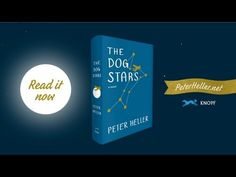 The Dog Stars by Peter Heller (book trailer)....listened to the audiobook on way to Albuquerque last month and it is still haunting me.