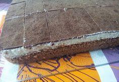 Hab diese Milchschnitten-Torte mal gemacht.. Echt geil, wie das Original :-)