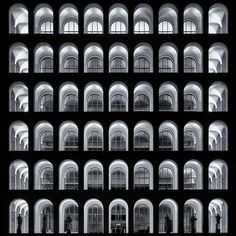 Image 2 of 11 from gallery of The World's Best Architectural Photographs Selected by 2017 Sony World Photography Awards. Lights Arches / Claudio Cantonetti, Italy. Image © Claudio Cantonetti, Italy, Shortlist, Open, Architecture (open), 2017 Sony World Photography Awards