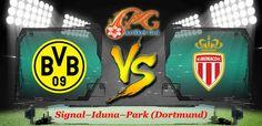 Prediksi Bola Borrusia Dortmund Vs AS Monaco 12 April 2017