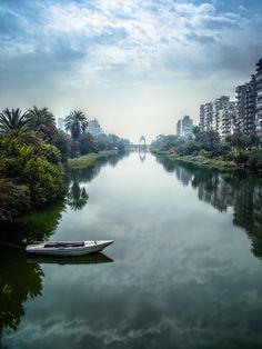 De Nijl, Egypt. https://www.hotelkamerveiling.nl