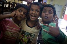 Three's Comany, YMCA kids