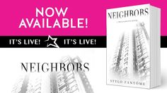 BOOK TOUR - Neighbors by @StyloFantome  $25 Amazon GC Giveaway   Are you ready to meet the neighbors?  Neighbors by Stylo Fantome is NOW AVAILABLE & FREE ON KINDLE UNLIMITED!  ONLY $0.99  limited time only  Amazon US: http://amzn.to/2dsxG5H  Amazon UK: http://amzn.to/2duiuI1  Amazon CA: http://amzn.to/2cNXwQI  Amazon AUS: http://amzn.to/2cNXwQI  Blurb  Things a good neighbor can do for you:1. Give you a cup of sugar2. Let you borrow his lawnmower3. Water your plants while you're on…