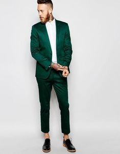 New Design 2018 Elegant Brand Slim Fit Smoking Suit Men Costume 3 Pieces Homme White Prom Tuxedo Groom Suits For Men Wedding New Mens Suits, Dress Suits For Men, Mens Suit Vest, Mens Fashion Suits, Men Dress, Vest For Men Wedding, Wedding Suits, Costume Vert, Man Style