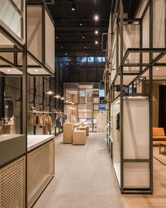 SHANGHAI– For Value Retail China's concept brand Chuang x Yi, Christina Luk of Lukstudio channels the city's…