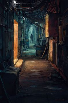 """Nikolai Lockertsen (previously featured) is a freelance concept artist and illustrator based in Norway. He worked as an Art director, Concept Artist and Matte Painter in the movie and TV industry. He has an impressive career behind him, having worked on such movies as """"Troll Hunter"""", Oscar-nominated"""