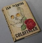 IAN FLEMING JAMES BOND FIRST EDITION WITH DUSTJACKET - 'GOLDFINGER', Jonathan Cape 1959