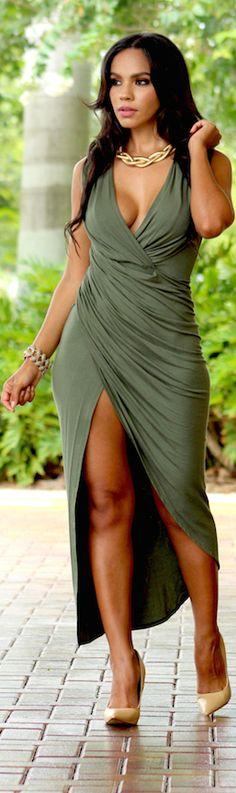Olita Midi / Fashion By Chaviel's http://blackgfsex.com/?nats=sageman572.2.14.34.0.0.0.0.0