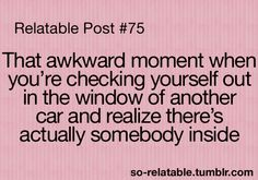 awkward moments quotes | The Life of a Not So Ordinary Wife: That Awkward Moment...