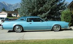 1975 Lincoln Mark Series Cartier Edition