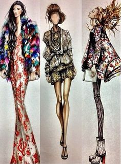 nancy riegelman - fashion artist
