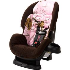 Realtree Pink Camo Cosco Scenera Convertible Car Seat $39 #realtree #pinkcamo #carseat