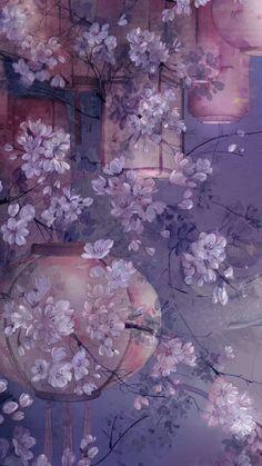 Anime Scenery Wallpaper, Purple Wallpaper, Kawaii Wallpaper, Galaxy Wallpaper, Wallpaper Backgrounds, Iphone Wallpaper Tumblr Aesthetic, Aesthetic Pastel Wallpaper, Aesthetic Backgrounds, Aesthetic Wallpapers