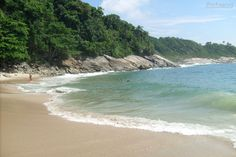 Praia do Éden - Guarujá