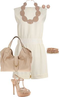 """Warm Saturday"" by missjuakina on Polyvore"