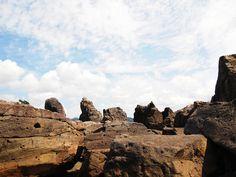 Rocks in Wakayama.