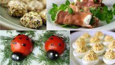 Aperitive de Revelion. Iata ce idei rapide pentru aperitivele pentru masa de Anul Nou 2020 iti sugeram! Ricotta, Cheddar, Baked Potato, Potatoes, Baking, Ethnic Recipes, Cheddar Cheese, Potato, Bakken
