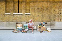 Duane Hanson's Lifelike Sculptures Still Stun Viewers in New Retrospective | Hi-Fructose Magazine