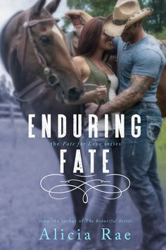 Bibliophile Mystery: Cover Reveal & Giveaway! Enduring Fate by Alicia Rae