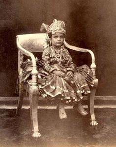 Indian royalty