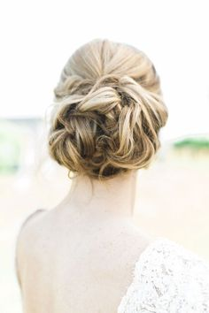 Wedding hairstyle idea; Featured Photographer: Christa-Taylor Photography