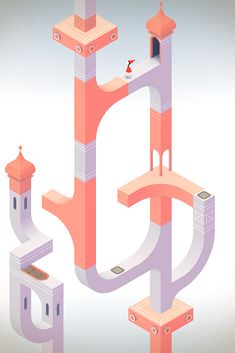 It's Nice That : Monument Valley releases final ever level and goes (RED)