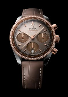 Speedmaster « Cappuccino » Keith wants this whenever it becomes available
