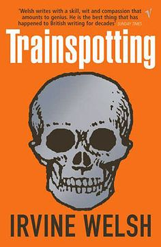 Trainspotting - Irving Welsh Film et livre Irvine Welsh Trainspotting, Renton Trainspotting, George Orwell, Books To Read, My Books, What Book, Fight Club, Great Books, Movies