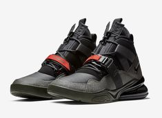 1fd661f1ab Nike Air Force 270 Utility Sequoia AQ0572-300 Release Date Tenis