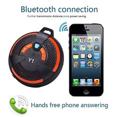 Love this product, had no problem connecting to the Bluetooth on my Android Phone . Loved that I can adjust volume on my phone and on the speaker, Speaker was nice and clear, good volume range, comes in different colors orange green blue purple, I got orange nice color, so easy to turn on and off, play very well playing music and even watching movies and videos, and also works great in the shower! I received this free/discounted sample of this product in exchange for a honest and unbiased…