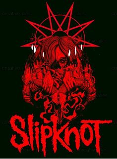 Slipknot Merchandise Graphic by slayrock on CreativeAllies.com