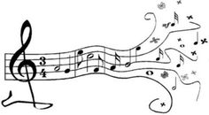 Notes Noted Noted Musical Notes image