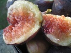 What Julia Ate: Fig Jam with Fennel and Vanilla