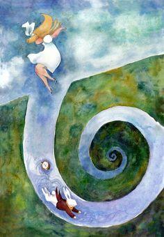 by Gillian G. Illustration