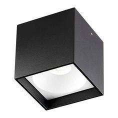 Solo Square LED Påbyggingsspot fra Light-Point