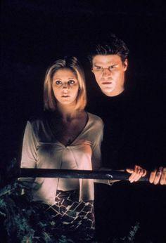Buffy & Angel