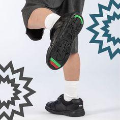 Kids School Shoes, Black School Shoes, Back To School Uk, Air Max Sneakers, Sneakers Nike, Trendy Kids, Kid Shoes, Perfect Fit, Nike Air Max