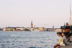Stockholm, Sweden / photo by Zoozorlova