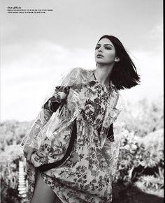 Kendall Jenner for Vogue Korea