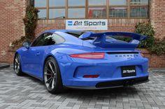 ポルシェ 911(Type991) GT3 新車 情報 アートスポーツ http://www.artsports.co.jp