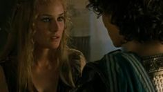Diane Kruger Nude Scene from Troy - HD - Video Dailymotion