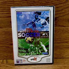 Sega Worldwide Soccer (PC)- Free Postage for sale Windows 95, Game Sales, My Ebay, Seal, Soccer, Games, Futbol, European Football, Gaming