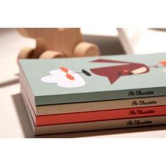 Notebook / Bird